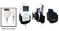 Apple IPod Classic 120 GB - Brodit Car Cradle Holder For Cable Attachment (# 840677)